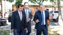 AHMET TURAN - Vali Zorluoğlu, Karayolları 11. Bölge Müdürlüğünde Bilgilendirme Aldı