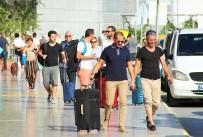 DOLULUK ORANI - 4 Milyon Turist Akın Akın Geliyor