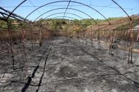 AKALAN - 7 Sera Alevlere Teslim Oldu Açıklaması Zarar 100 Bin TL