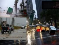 SPOR MÜSABAKASI - ABD'deki Harvey Kasırgası şiddetini artırdı!