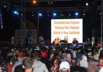 BÜLENT TEKBıYıKOĞLU - Ahlat'ta Orhan Hakalmaz Coşkusu