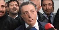 YILDIZ FUTBOLCU - Ahmet Nur Çebi Açıklaması 'Oğuzhan, Milli Takım'a Seçilmeliydi'