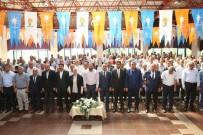 AYHAN SEFER ÜSTÜN - AK Parti Pamukova 6. Olağan Kongresi Gerçekleşti