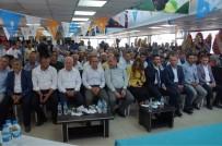BÜLENT TURAN - Ak Partilapseki İlçe Teşkilatı6. Olağan Kongresi Yapıldı