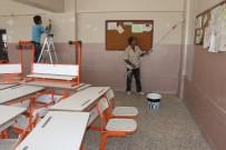 İBN-İ SİNA - Akçakale Belediyesi Okulları Yeni Eğitim Yılına Hazırlıyor