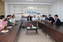 ALI ÖZCAN - ASKON Kayseri Şube Başkanı Ali Özcan Açıklaması