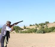 ŞERIF YıLMAZ - Atış Poligonunda İlk Atışı Vali Yaptı