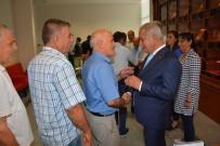 KADİR KARA - Başkan Kara, Belediye Personelleri İle Bayramlaştı