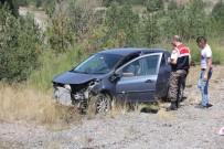 Bayram Yolunda Kaza Açıklaması 5 Yaralı
