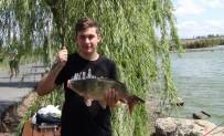 OLTA - Büyük Balık Bu Kez Kaçamadı