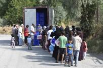 HALK EKMEK - Büyükşehirden İhtiyaç Sahibi Ailelere Her Gün 75 Bin Ekmek