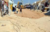 AFAD - Çadır Kente Elektrik Hatları İzole Ediliyor