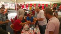 ABDULLAH ÖZER - Cami İmamı Kan Bağışı Kampanyası Düzenledi Vatandaş Akın Etti