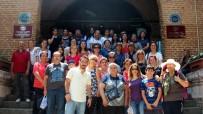 YERALTI ŞEHRİ - Çankayalılar Kültür Gezileri İle Şehirleri Dolaşıyor
