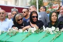 ÇUKUROVA GAZETECILER CEMIYETI - Eski TRT spikeri Mertcan'ın cenazesi toprağa verildi