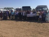 HARRAN ÜNIVERSITESI - HRÜ Öğrencilerini Malazgirt'e Gönderdi