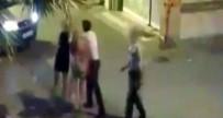 ALSANCAK - İki Kızı Darp Eden Polis Memuru Serbest Bırakıldı