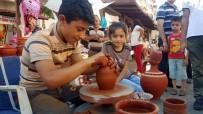 FOLKLOR GÖSTERİSİ - Karacasu'da Festival Heyecanı Başladı