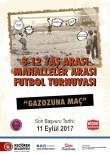 KALABA - Keçiören'de Gazozuna Maçlar Başlıyor