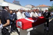 SİVAS VALİSİ - Kendi Silahının Ateş Alması Sonucu Ölen Polis Son Yolculuğuna Uğurlandı