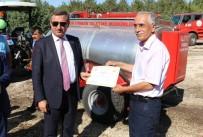 REŞAT PETEK - Köy Ve Mahalleleri Yangın Söndürme Tankeri