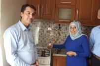 ŞAKIR ÖNER ÖZTÜRK - Mardin'de Doğal Gaz Sevinci