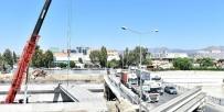 İZMIR ENTERNASYONAL FUARı - Meles Köprüsü Bitiyor