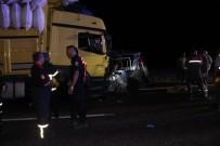Niğde'de feci kaza: 3 ölü, 5 yaralı
