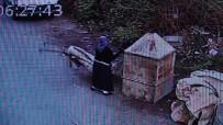 HIRSIZLIK ZANLISI - Sanayi Esnafını Bezdiren Kadın Hırsızlar Kamerada