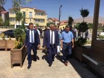 MEHMET ALİ ÖZKAN - RTÜK Başkanı Yerlikaya'dan Tatvan'a Ziyaret