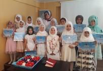 YAZ OKULU - ŞEHİRDER'de Yaz Kuran Okulu Tamamlandı