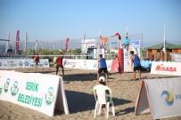 VOLEYBOL FEDERASYONU - Serik'te Pro Beach Tour Başladı