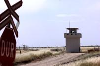 DENIZ KUVVETLERI KOMUTANLıĞı - Suriye Sınırında 469 Kişi Yakalandı