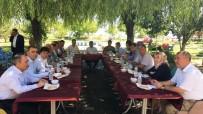 MEHMET ALİ ÖZKAN - Tatvan'da 'Güvenlik' Toplantısı