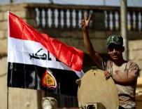 KURTARMA OPERASYONU - Telafer'in yüzde yetmişi geri alındı! Irak bayrağı asıldı