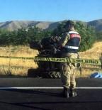 MALATYA ADLI TıP KURUMU - Traktör Devrildi Açıklaması 1 Ölü