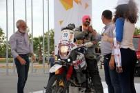 DOSTLUK KÖPRÜSÜ - Transanatolia Ralli Raid Samsun'da Sona Erdi