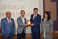 MUHTARLAR KONFEDERASYONU - Türkiye Muhtarlar Konfederasyonu 34. İstişare Toplantısı Karabük'te Yapıldı
