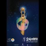 TÜRK SİNEMASI - 24. Uluslararası Adana Film Festivali'nin Afişi Hazır