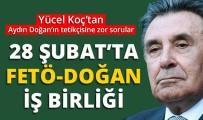 YABANCI YATIRIMCI - Ahmet Hakan'a Zor Sorular