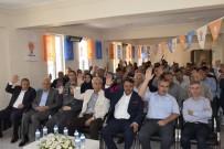 AK Parti'de İlçe Kongreleri Devam Ediyor