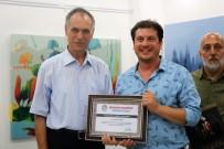Akçaabat'ta Plastik Sanatlar Çalıştayı Sergisi