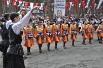 TÜRKÜCÜ - Ardahan Bal Festivali'nde Renkli Görüntüler