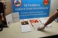 GÜMRÜK MUHAFAZA EKİPLERİ - Atatürk Havalimanında Değeri 575 Bin TL Olan 2 Kilo 304 Gram Kokain Ele Geçirildi