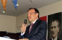 Başbakan Yardımcısı Çavuşoğlu Açıklaması 'Buradan Adalet Değil, Çıksa Çıksa Sefalet Çıkar'