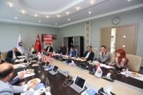 YERLİ OTOMOBİL - Başkan Kösemusul Açıklaması 'Yerli Otomobilin Yeri Sakarya'dır'