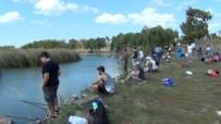 OLTA - Bu Da 'En Büyük Balığı Tutma Yarışması'