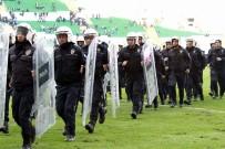 BURSA EMNIYET MÜDÜRLÜĞÜ - Bursa'da Çevik Kuvvet Ve Özel Harekata Yeni Kompleks