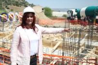 KARAATLı - Çerçioğlu'nun Arıtma Tesisi Hamlesi Sürüyor