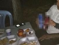 CHP'liler Adalet Kurultayı'nda içki içti